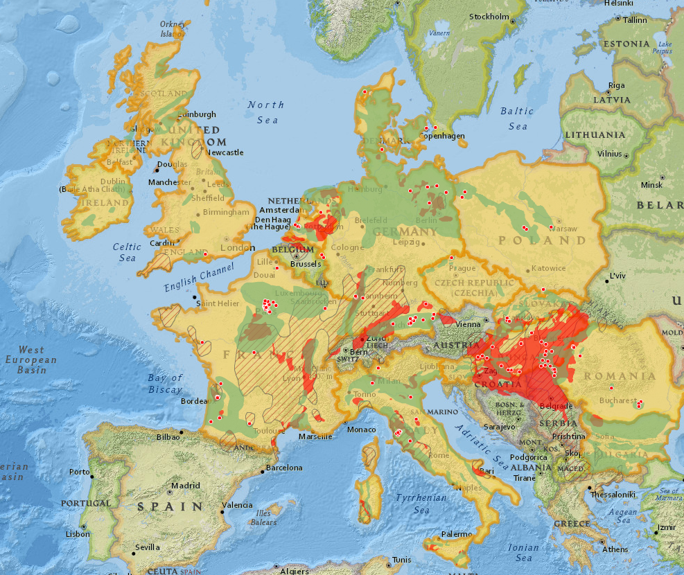 Geodh Map Geodh